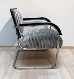 Bauhaus Chromed Steeltube Cantilever Chairs Germany circa 1930 - 1315916