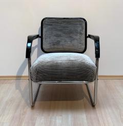 Bauhaus Chromed Steeltube Cantilever Chairs Germany circa 1930 - 1315918