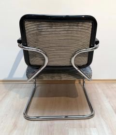 Bauhaus Chromed Steeltube Cantilever Chairs Germany circa 1930 - 1315921