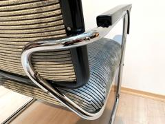 Bauhaus Chromed Steeltube Cantilever Chairs Germany circa 1930 - 1315924
