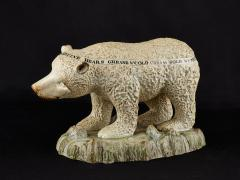 Bears Grease and cold Cream Advertising Figure - 1562488