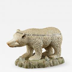 Bears Grease and cold Cream Advertising Figure - 1564779
