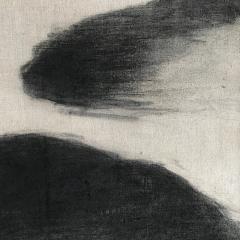 Beatrice Pontacq NUAGES NOIRS SUR LIN I II Diptych - 1032098