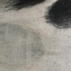 Beatrice Pontacq NUAGES NOIRS SUR LIN I II Diptych - 1032101