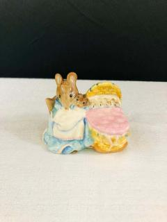 Beatrix Potter s Collectible Animal Figurines Set of 5 - 1730218