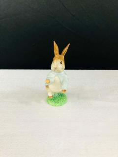 Beatrix Potter s Collectible Animal Figurines Set of 5 - 1730242