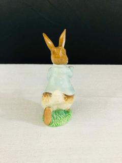 Beatrix Potter s Collectible Animal Figurines Set of 5 - 1730243
