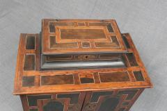 Beautiful 18th Century Walnut Cabinet - 307102