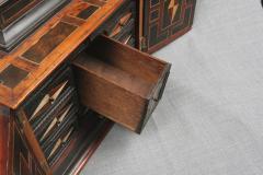 Beautiful 18th Century Walnut Cabinet - 307104