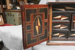 Beautiful 18th Century Walnut Cabinet - 307105