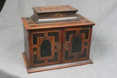 Beautiful 18th Century Walnut Cabinet - 307106