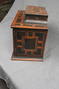 Beautiful 18th Century Walnut Cabinet - 307108