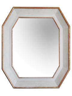 Beautiful Antique French Mirror - 997674