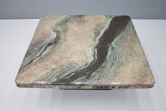 Beautiful Marble Coffee Table Italy 1970s - 1168070