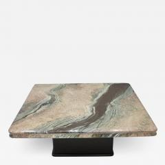 Beautiful Marble Coffee Table Italy 1970s - 1168330