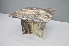 Beautiful Marble Side Table Italy 1970s - 1297769