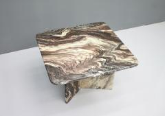 Beautiful Marble Side Table Italy 1970s - 1297770