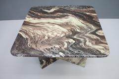 Beautiful Marble Side Table Italy 1970s - 1297772