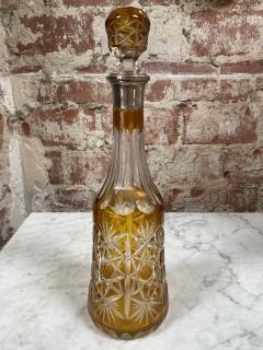 Beautiful Vintage Green Bottle Italy 1950s - 2073218