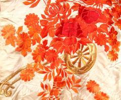 Beautiful Vintage Japanese Ceremonial Kimono Uchikake - 1002455