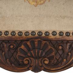 Beauvais Royal Manufacture 18th century Beauvais tapestry furniture suite - 1443685