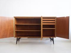 Beech and Teak Veneered Sideboard by Tabergs Mobler - 1224402