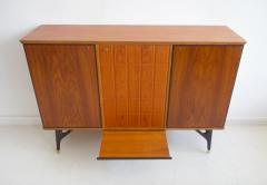 Beech and Teak Veneered Sideboard by Tabergs Mobler - 1224406