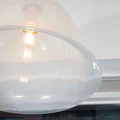 Bell shaped Murano glass pendant - 1306567