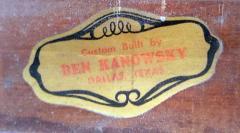 Ben Kanowsky 1960s Custom Made Table - 194772