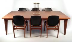 Ben Kanowsky Custom Made Solid Walnut Dining Table from the Studio of Ben Kanowsky - 264866