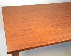 Ben Kanowsky Custom Made Solid Walnut Dining Table from the Studio of Ben Kanowsky - 264869