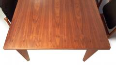 Ben Kanowsky Custom Made Solid Walnut Dining Table from the Studio of Ben Kanowsky - 264870