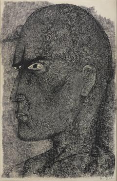 Ben Shahn Kuboyama Saga of the Lucky Dragon He died from H bomb testing at Bikini Island  - 1951361