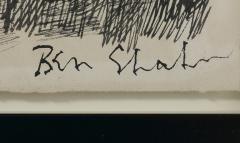 Ben Shahn Kuboyama Saga of the Lucky Dragon He died from H bomb testing at Bikini Island  - 1951371