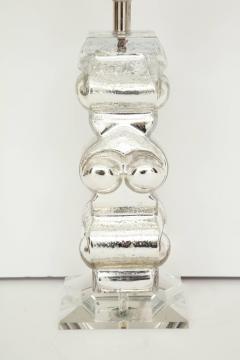 Bengt Edenfalk Bengt Edenfalk Swedish Mercury Glass Lamps - 884681