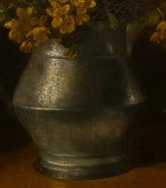 Benjamin Champney Benjamin Champney Still Life Painting of Yellow Flowers - 1303738