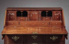 Benjamin Frothingham CHIPPENDALE BLOCK FRONT DESK Attributed to Benjamin Frothingham - 1395709