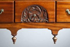 Benjamin Frothingham Queen Anne Bonnet Top Highboy with Two Carved Drawers - 83925