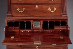 Benjamin Ross CHIPPENDALE CHEST ON CHEST Made by Benjamin Ross - 1336434