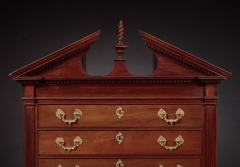 Benjamin Ross CHIPPENDALE CHEST ON CHEST Made by Benjamin Ross - 1336435