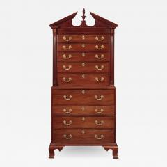 Benjamin Ross CHIPPENDALE CHEST ON CHEST Made by Benjamin Ross - 1338668