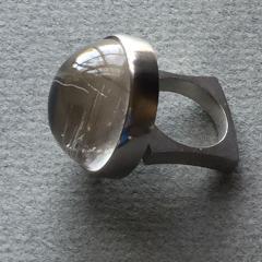 Bent Gabrielsen Georg Jensen Sterling Silver Ring No 169 by Bent Gabrielsen - 242956
