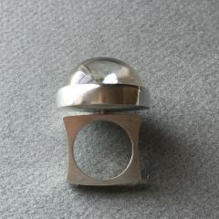 Bent Gabrielsen Georg Jensen Sterling Silver Ring No 169 by Bent Gabrielsen - 242959
