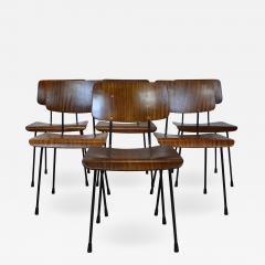 Bent Wood Dining Chairs - 1103253
