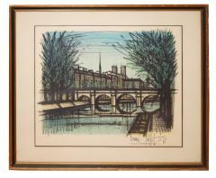 Bernard Buffet Bernard Buffet Le Pont Neuf 1968 - 1764758