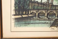 Bernard Buffet Bernard Buffet Le Pont Neuf 1968 - 1764762