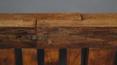 Bernard John Seymour Coleridge Arts And Crafts Bench Attributed To Bernard Second Baron Coleridge 1851 1927  - 1808766