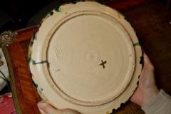 Bernard Palissy Majolica Palissy Style Plate - 788575