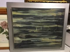 Bernard Saby Bernard Saby Abstract Composition circa 1965 - 1083261