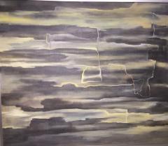 Bernard Saby Bernard Saby Abstract Composition circa 1965 - 1083262